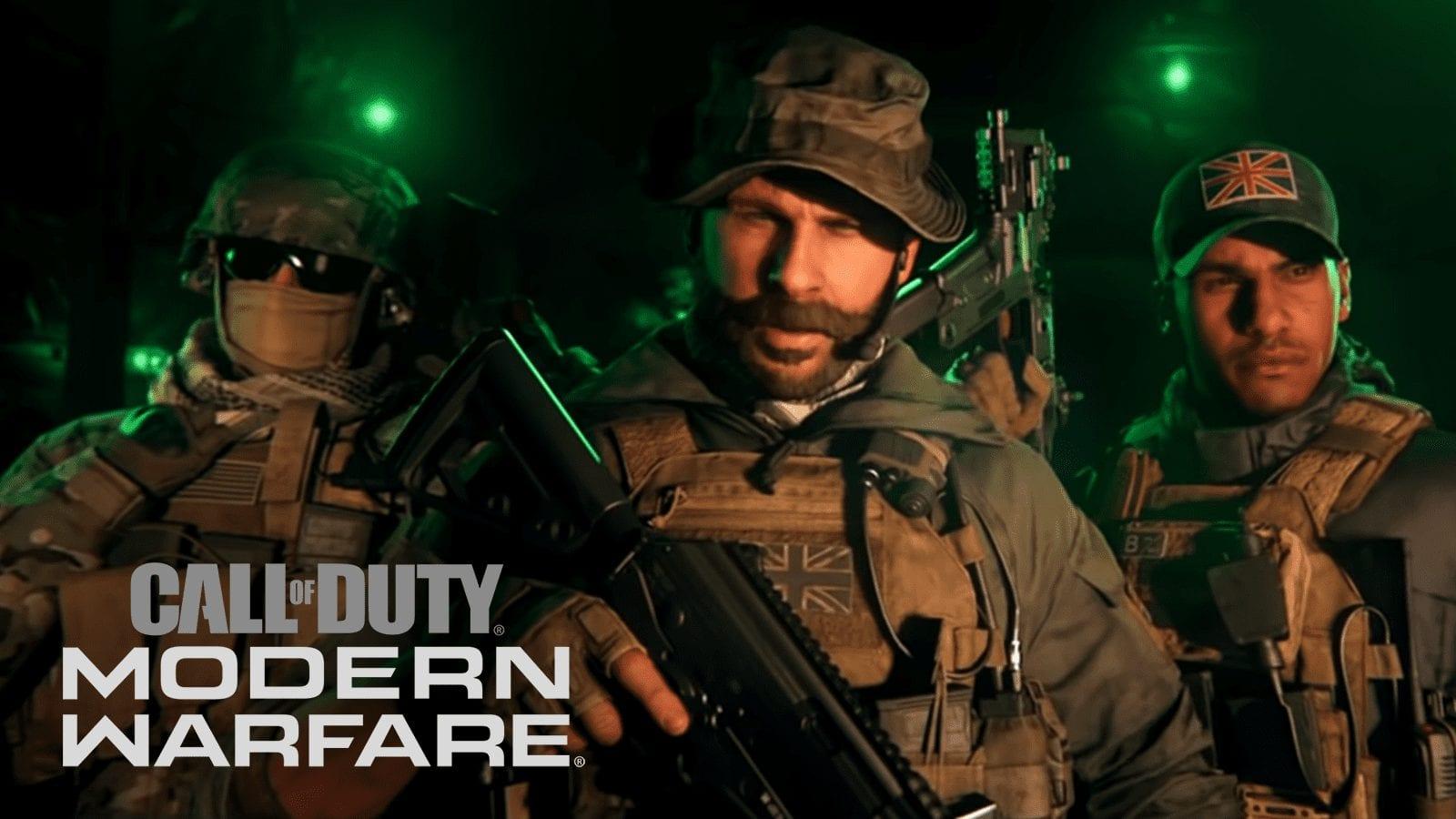 Call Of Duty Modern Warfare And Warzone Season 4 And Cod Mobile