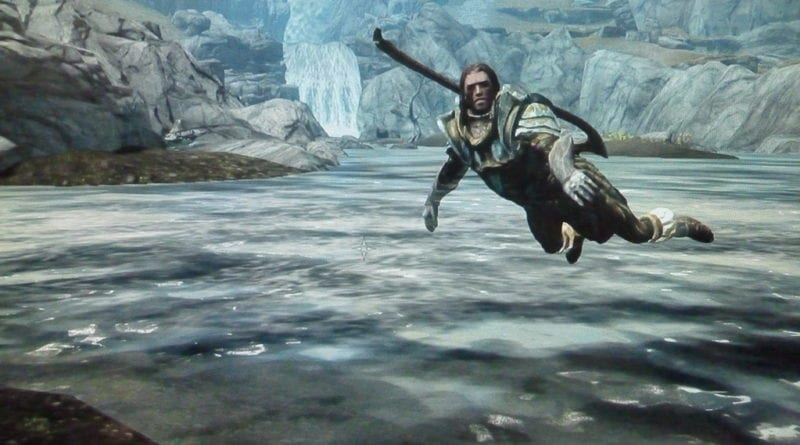 SKYRIM-GLITCHES