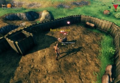 Valheim: How to Catch, Keep and Tame Boars
